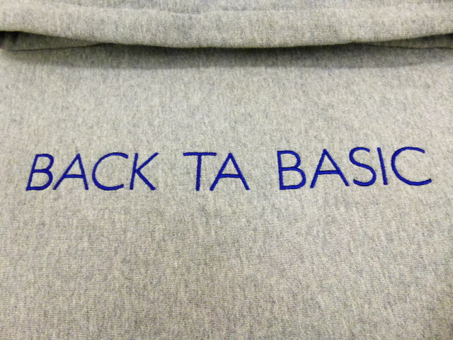 INTERFACE BACK TA BASIC PULLOVER PARKA