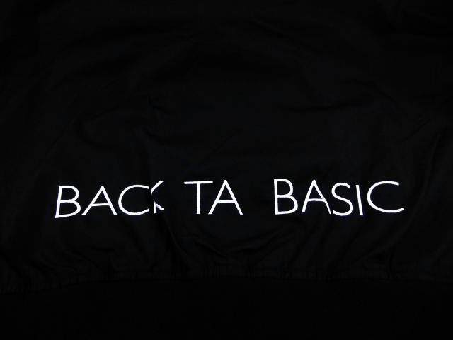 INTERFACE BACK TA BASIC SWING TOP