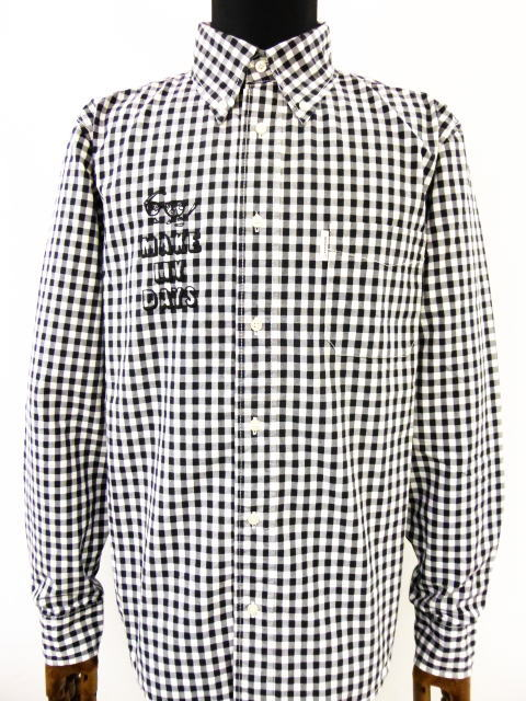 INTERFACE MMD GINGHAM CHECK SH
