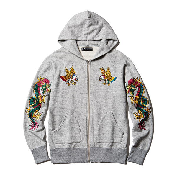 SOFTMACHINE FAR EAST HOODED