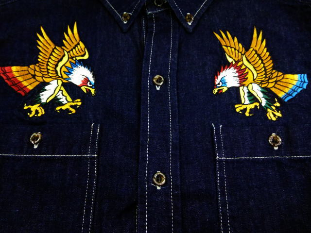 SOFTMACHINE EAGLES DENIM