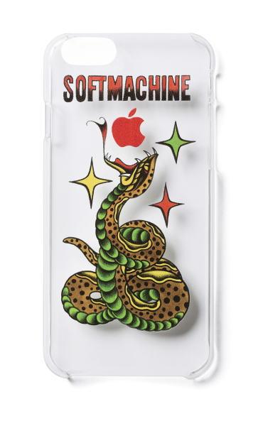 SOFTMACHINE SNAKE I Phone CASE