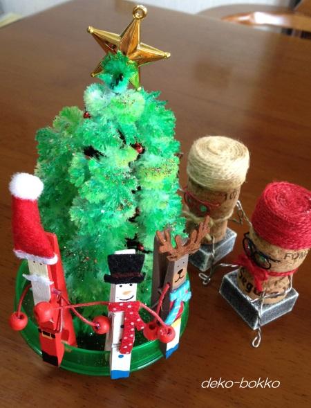 楽しい仲間たちとクリスマス