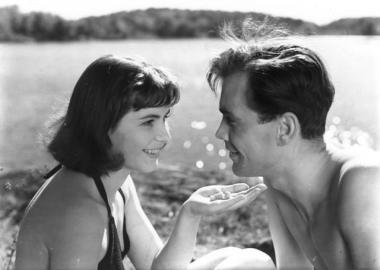 イングマール・ベルイマン 『夏の遊び』 回想シーンの輝くような夏の想い出。