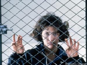 モーリス・ピアラ 『ポリス』 主人公を演じるソフィー・マルソーは何だか妙な髪形。