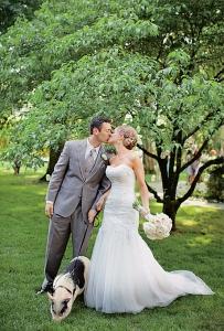 結婚式_画像_ペット_ブタ
