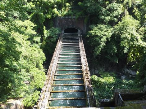 八ツ沢発電所・第一号水路橋