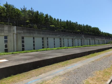 柳島管理センター・処理施設