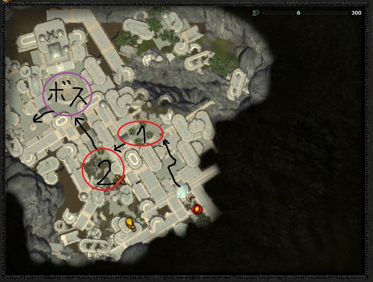 1ボス地図