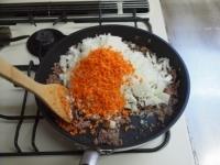 野菜ジュースで作るミートソー25