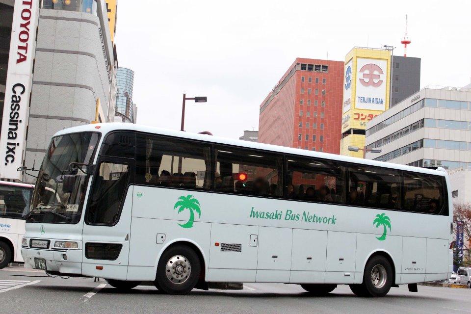 いわさきバスネットワーク か420