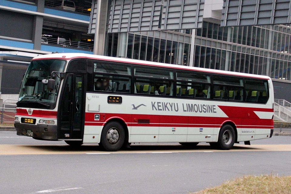 京浜急行バス K5703