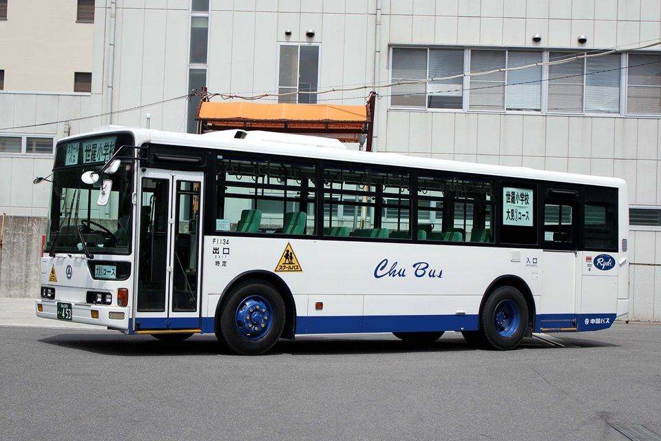 中国バス F1134
