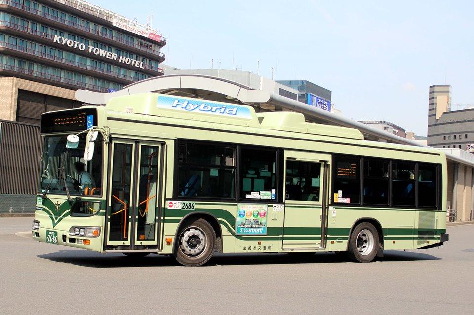 京都市交通局 か2686