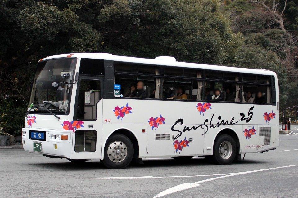三交タクシー き717