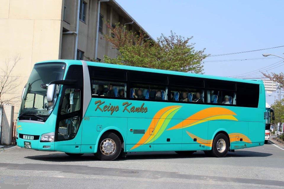 京葉観光バス か1206