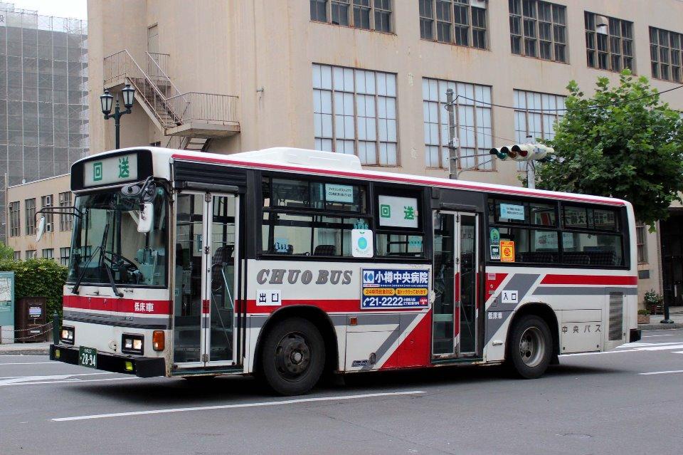 中央バス か2894