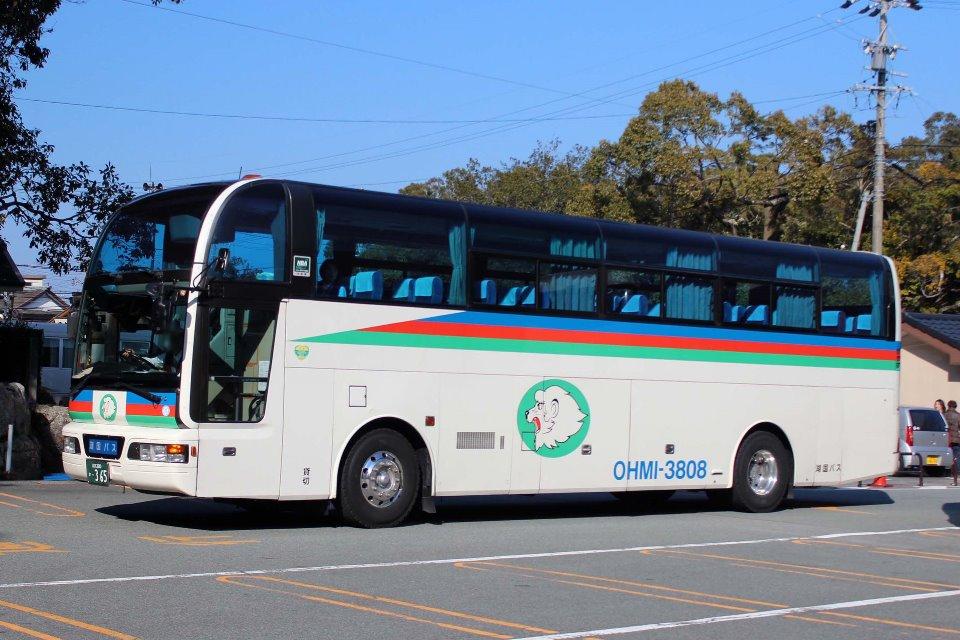 近江鉄道 3808