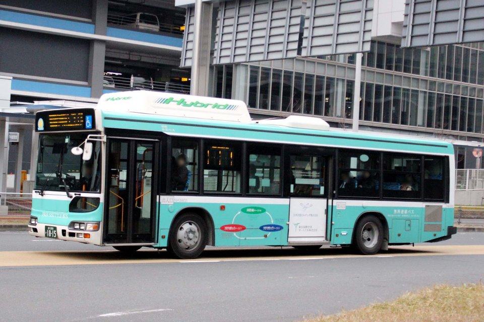 羽田京急バス NH3801