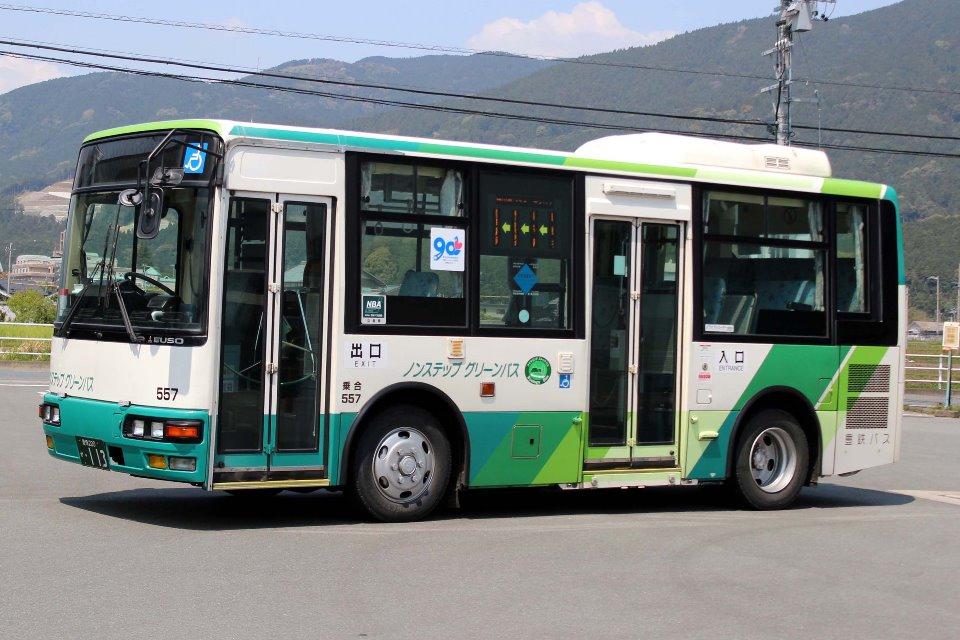 豊鉄バス 557