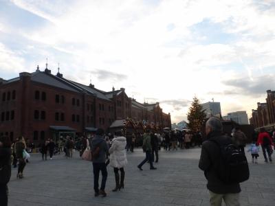 赤レンガ倉庫クリスマス 2014 12・28