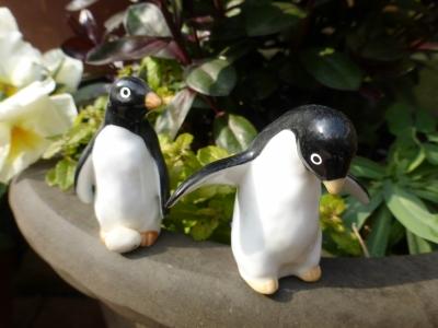 ペンギン人形 2015 1・19