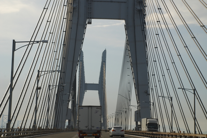 瀬戸大橋・・往路39