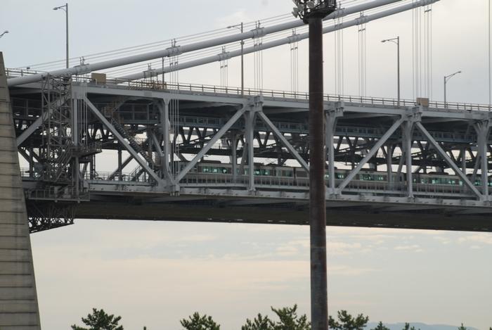 与島から瀬戸大橋を67