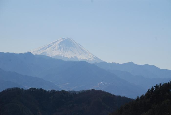 青空と富士山61