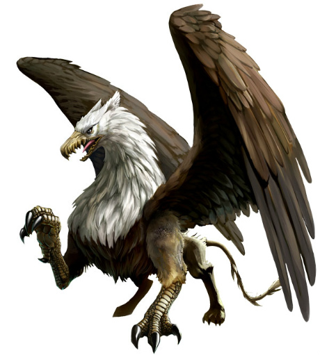 Eagle Griffin Dragon Dragonfly Dinosaur Age Massive One Pterodactyl