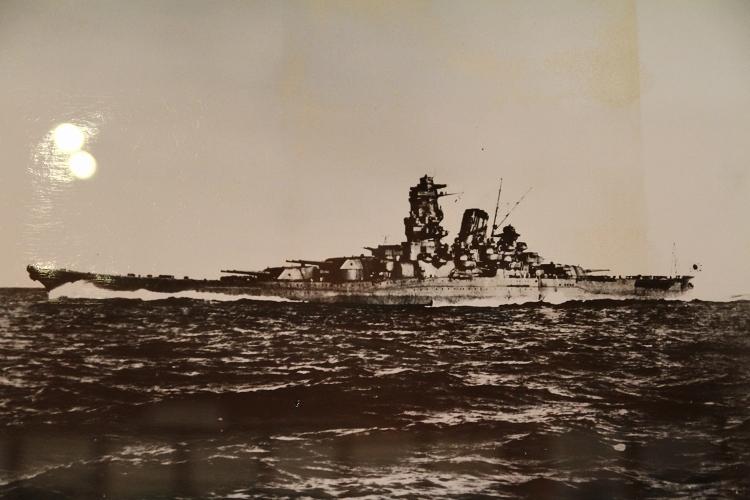 「戦艦武蔵」