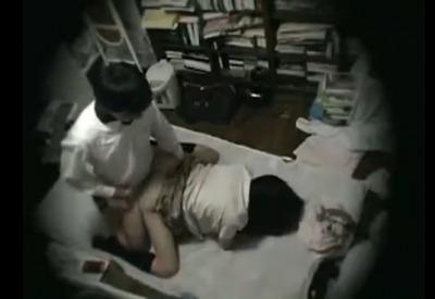 『マジ無理☆中はダメだって☆☆』ナマイキなイエデ10代小娘をを脅して無許可ナカ出し☆(秘密撮影)