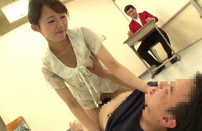 「あ、入っちゃう…」恋人が素股100回ピッタリで彼をイカせられたら100萬円☆失敗すると…?