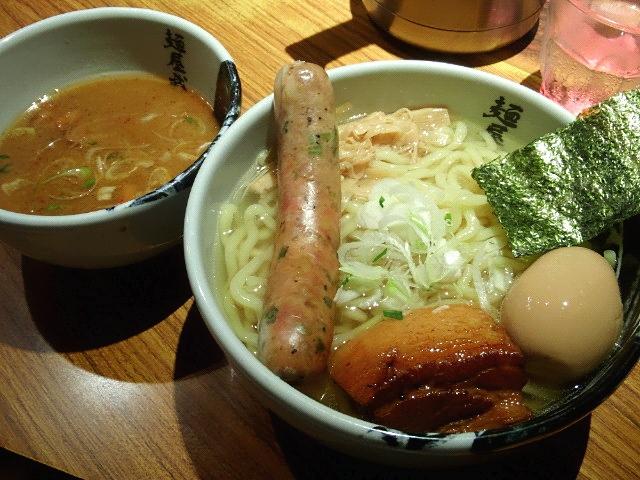 20150809麺屋武蔵 虎洞2