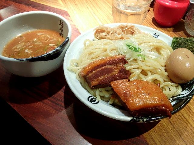 20150809麺屋武蔵 虎洞4