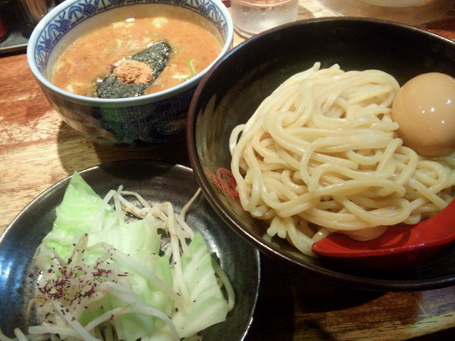 20150816日比谷三田製麺所2
