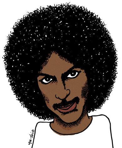 Prince caricature likeness