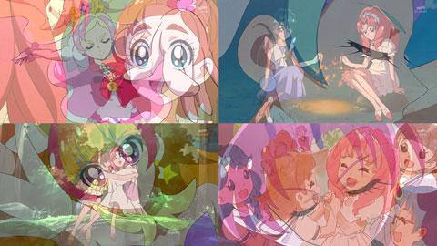 【Go!プリンセスプリキュア】第28回「心は一緒!プリキュアを照らす太陽の光!」