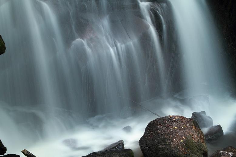 鶏鳴の滝、5
