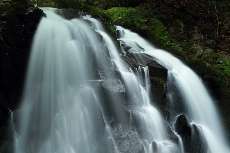 鶏鳴の滝、6