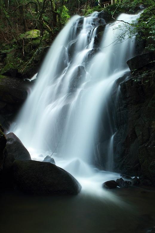 鶏鳴の滝、9