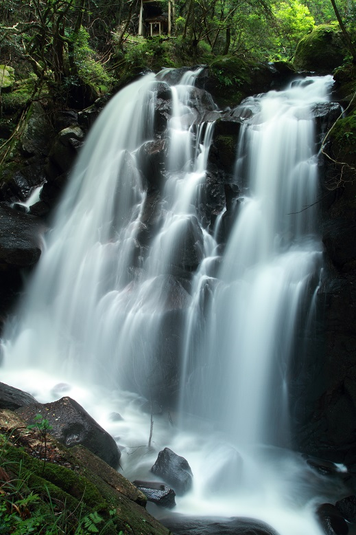 鶏鳴の滝、11