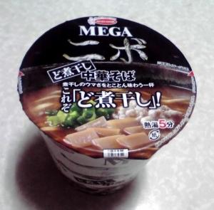 MEGAニボ ど煮干し中華そば