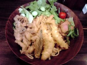 綿麺 フライデーナイト Part93 (15/7/24) 冷やしぶっかけそば