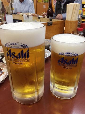 0730ビール