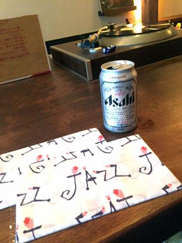0814ビール