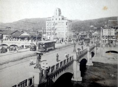 『京都名勝誌』より四条大橋