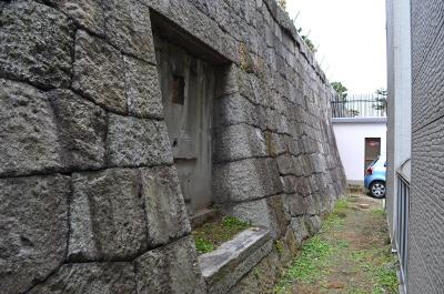 東本願寺穴門