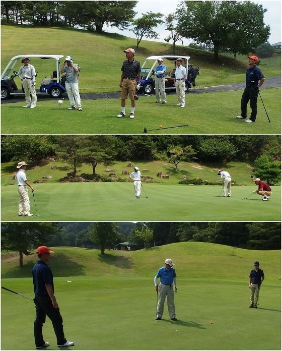 150801信楽ゴルフ2