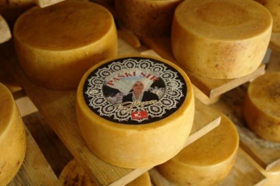 クロアチア チーズ
